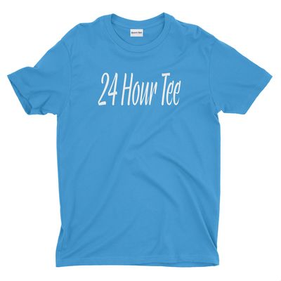 24 Hr Adult Performance Short Sleeve - No Minimum Thumbnail