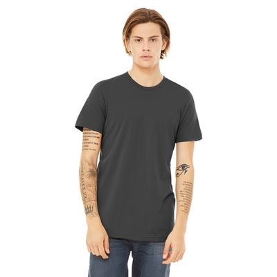 24 Hr Unisex Short Sleeve Soft Cotton - No Minimum  Thumbnail